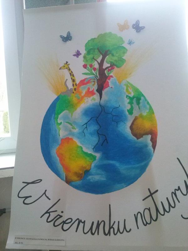 światowy Dzień Ziemi Konkurs W Kierunku Natury Centrum